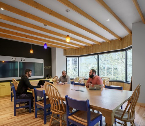 Airbnb Opens New Seattle Office Cbre Heery